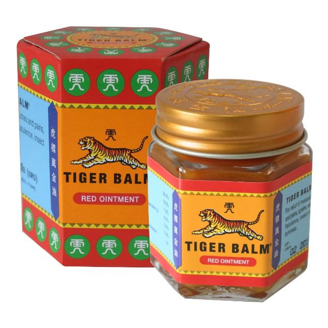 Tiger Balm red 30gr