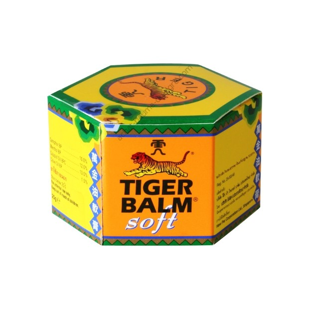 Tiger Balm Soft 25g