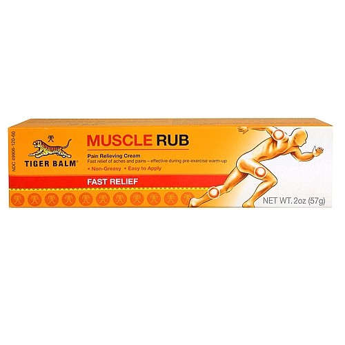 Tiger Muscle Rub