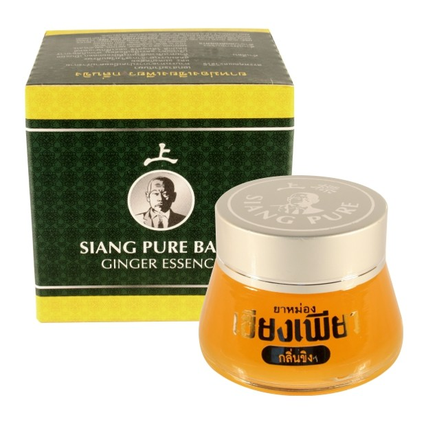 Siang Pure Balm – Ginger Essence