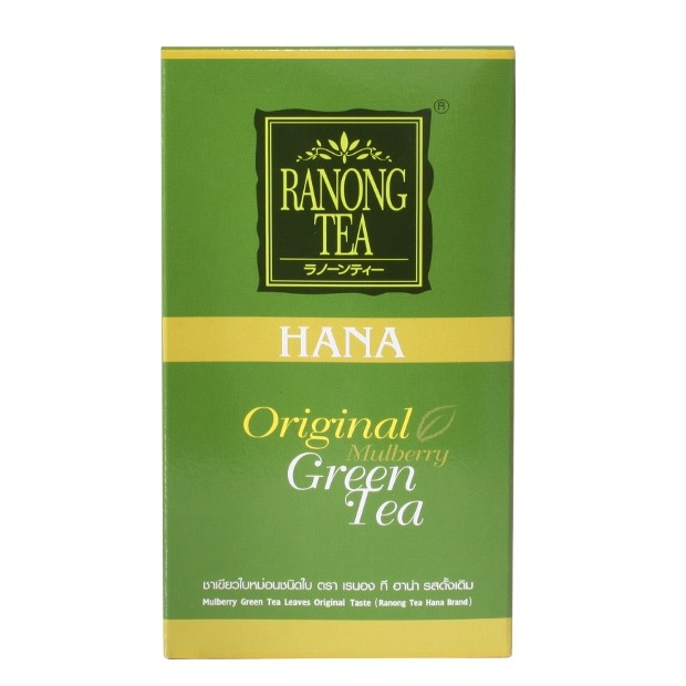 Ranong Tea – Hana Green Tea – 100g