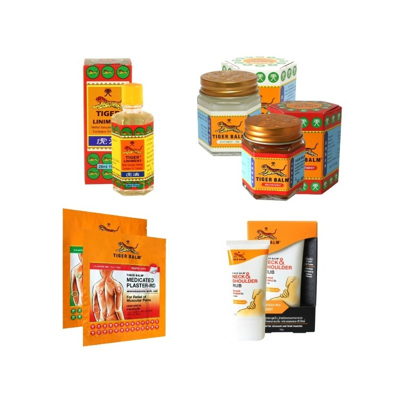 Tiger Balm Super Pack